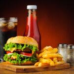 fast food faim