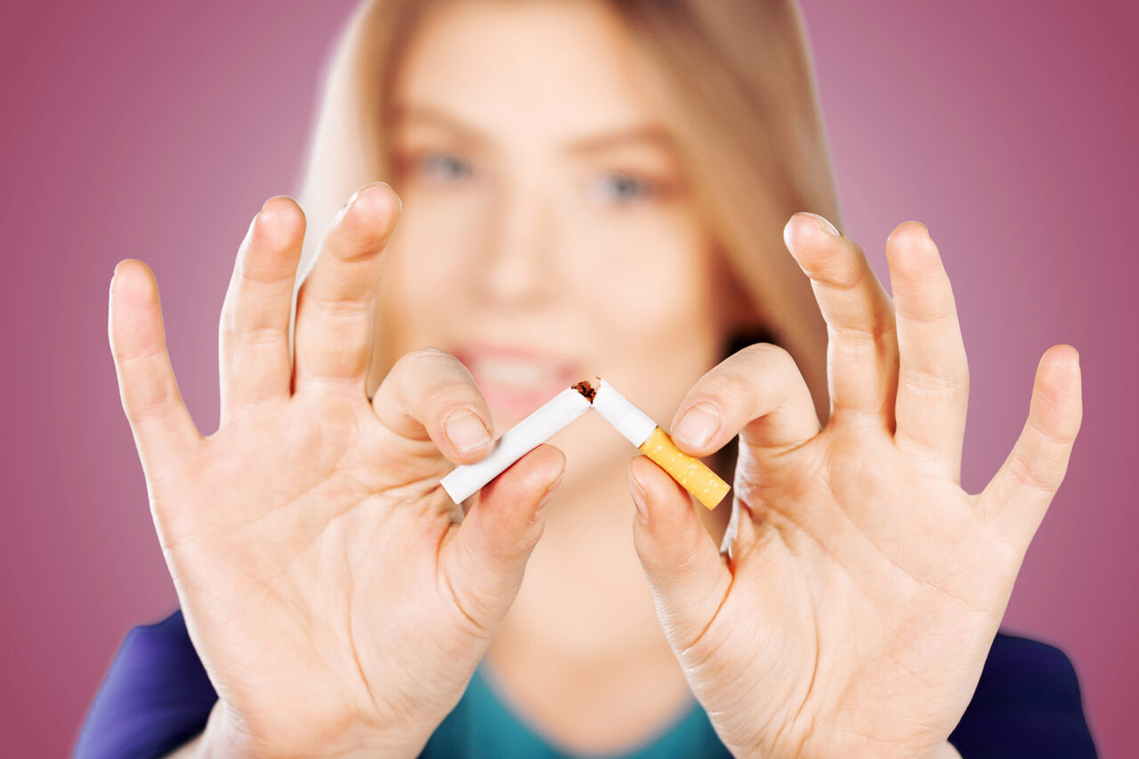 arreter fumer poids