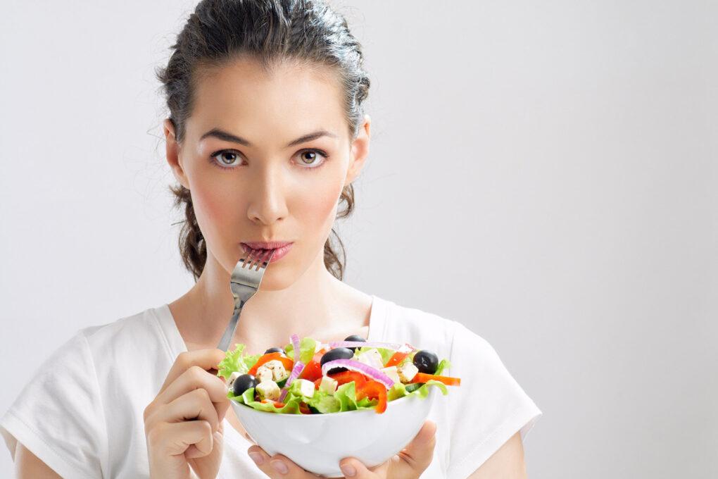 manger lentement